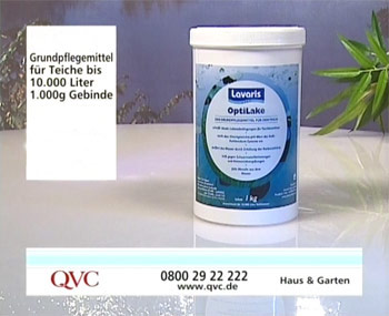 OptiLake bei QVC